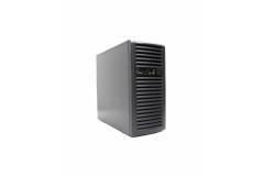 Gabinete SuperMicro para Servidor o PC con Fuente 300w Reales, Color Negro