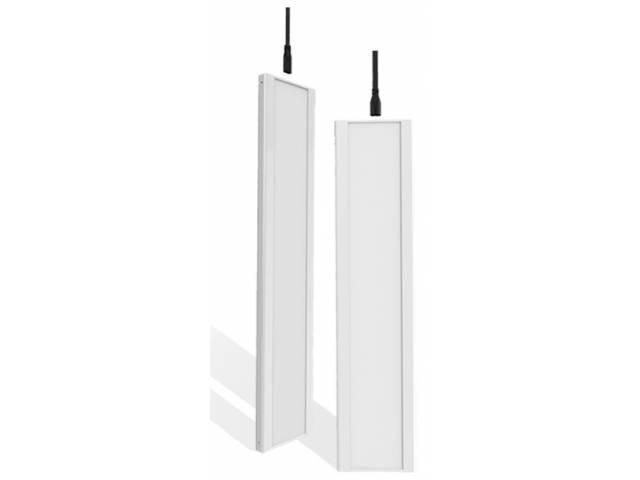 Panel LED Rectangular de Encastre 30W Para Montaje o Linga 90 x 12 Cm - Luz Cálida
