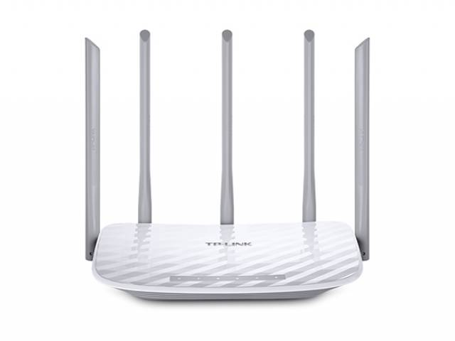 Router Wireless TP-LINK Archer C60 Dual Band AC1350 (450/867 Mbps)