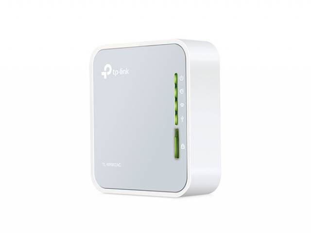 Nano Router Wireless TP-LINK TL-WR902AC AC750 733Mbps