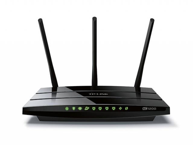 Router Wireless TP-LINK Archer C1200 Dual Band AC1200 Mbps Gigabit  (867 / 300 Mbps)