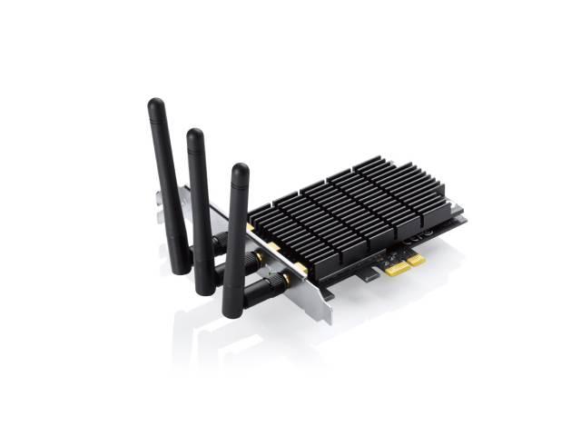 Adaptador PCI Express de Banda Dual AC1750  TP-LINK Archer T8E